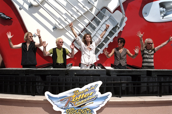 Rock N Roller Coaster Starring Aerosmith 