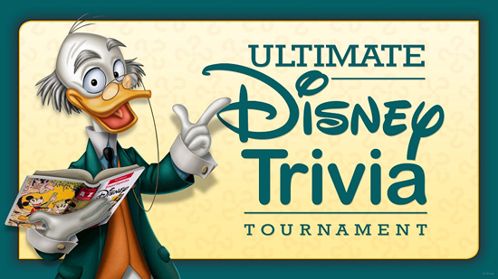 Disney Trivia Tournament at D23 Expo