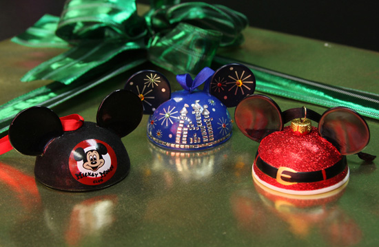 Ear Hat Ornaments from Disney Parks Merchandise