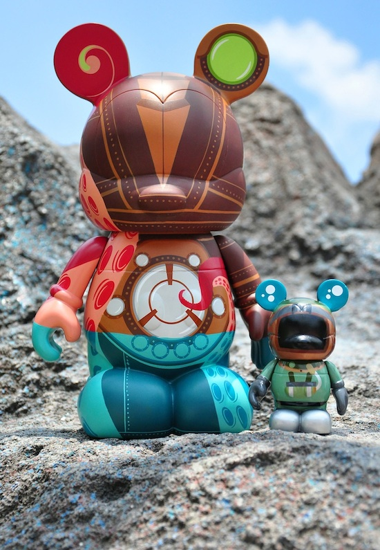 20,000 Leagues Under the Sea Vinylmation Coming Soon to Disney Parks