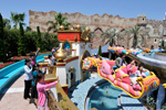 Jasmine's Flying Carpets Attraction at Tokyo DisneySea