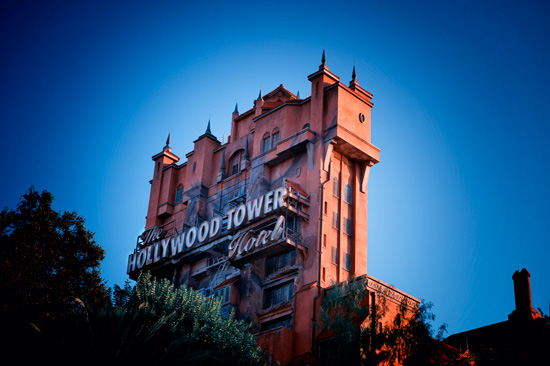 Around the Disney World: Sunset Boulevard