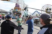 Behind-the-Scenes of 'My Yard Goes Disney' Finale