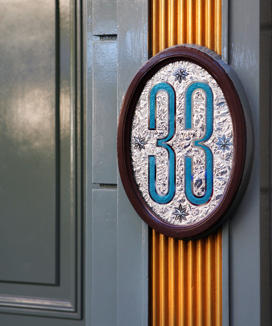 New Orleans Square Disneyland Club 33 Club 33 at Disneyland Park