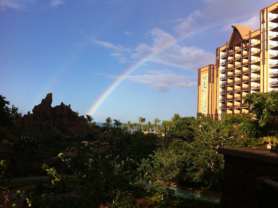 Aulani Opens its Doors to the First Guests