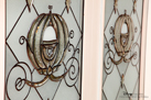 New Stained Glass Windows at Disney's Wedding Pavilion