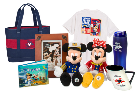 Disney Cruise Line Merchandise Debuts Online