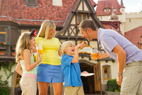 Reservations Open Today for Epcot International Food & Wine Festival Events