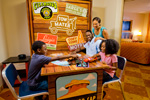 'Cars' Family Suite at Disney's Art of Animation Resort