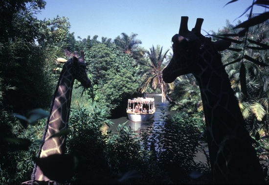 Caption This: Vintage Jungle Cruise