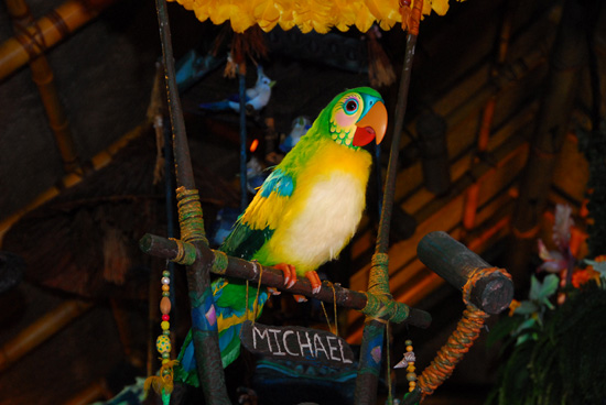 Walt Disney's Enchanted Tiki Room at Magic Kingdom Park