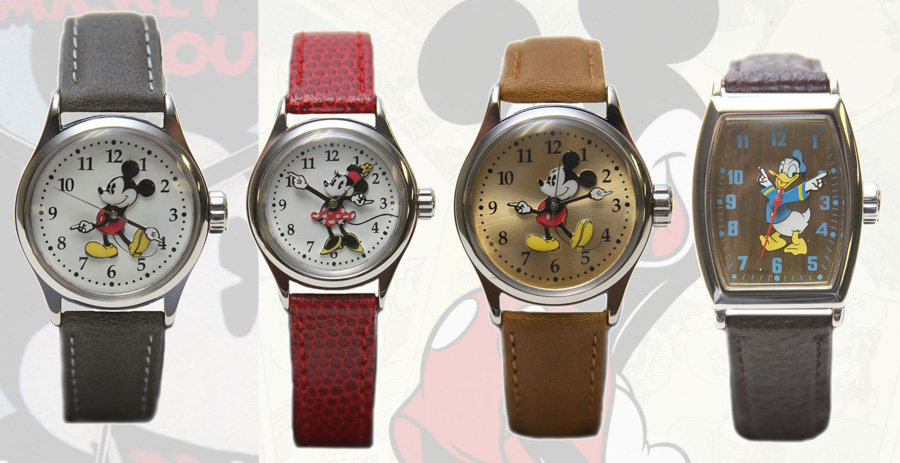 how to set time on disney digital watch