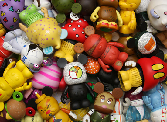 Disney Parks 3-inch Vinylmation Figures