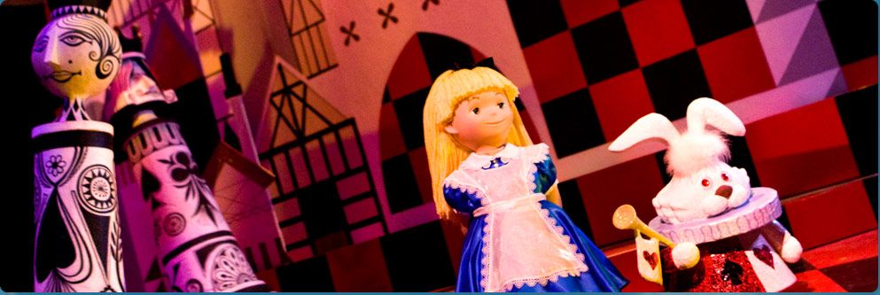 &#039;it&#039;s a small world&#039; at Disneyland Park