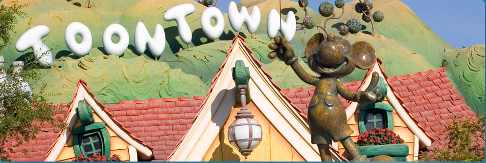 Mickey&#039;s Toontown at Disneyland Park