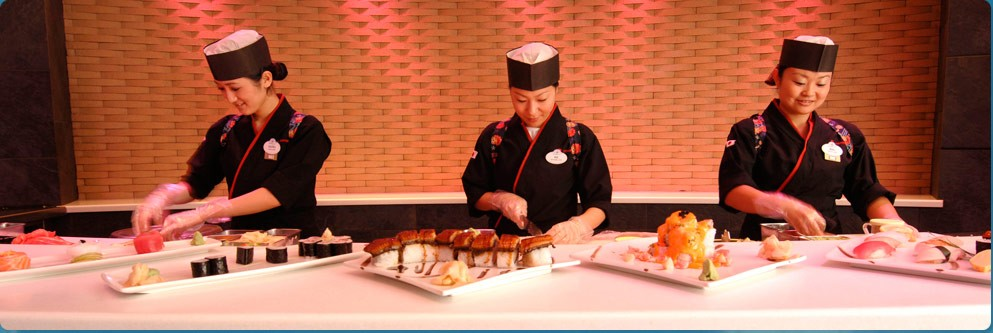 Yakitori House Restaurant at Epcot