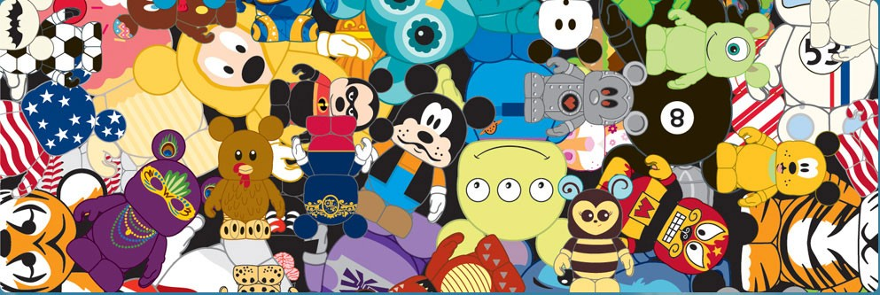 Disney Vinylmation
