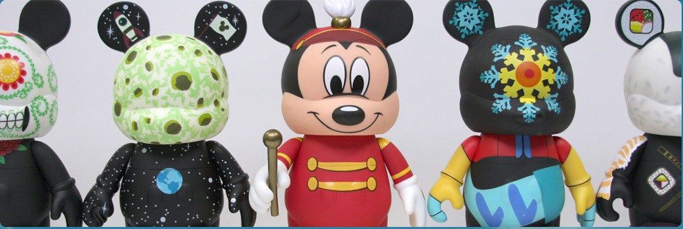 Disney Vinylmation Figures