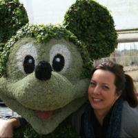 Disney Parks Blog Author Debbie Mola Mickler