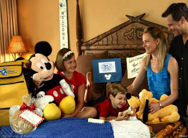 Disney Vacation Club Memory-Making Experience from Disney Floral &#038; Gifts