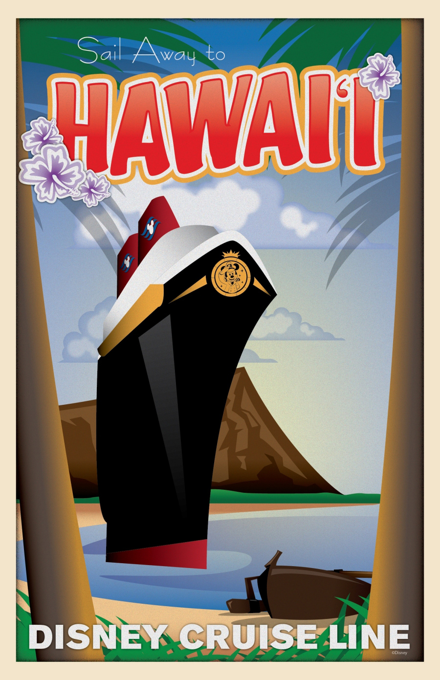 Disney Cruise Line Doubles The Aloha With Second Hawaiian Cruise 171 Disney Parks Blog