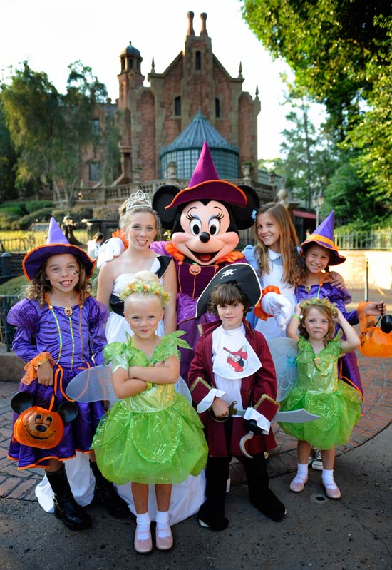 Mickey's Not-So-Scary Halloween Party Scares Up Fun at Magic Kingdom Park