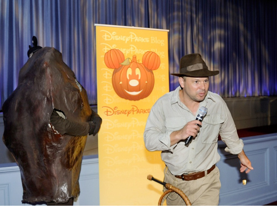 Scaring Up Fun at the Walt Disney World 'Trick or Meet Up'