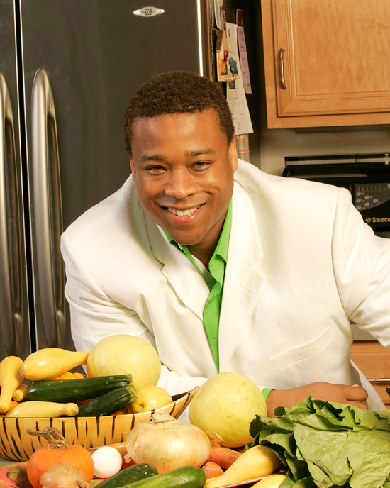 'The Poor Chef' Charles Mattocks Coming to Epcot International Food & Wine Festival