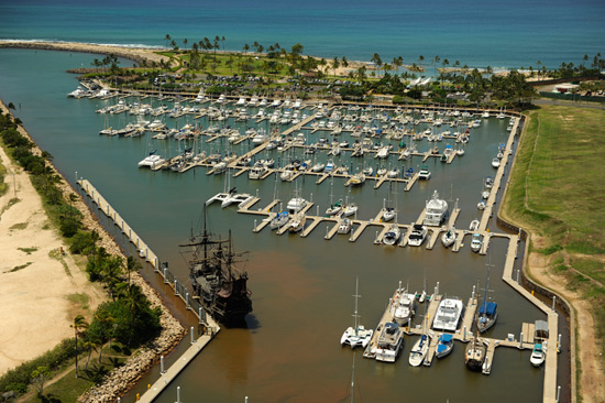 Cap'n Jack's Ghost Ship Has Cast Off From Ko Olina