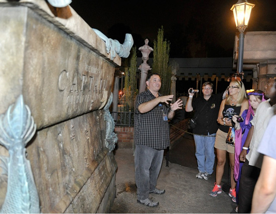 Scaring Up Fun at the Walt Disney World Trick or Meet-Up
