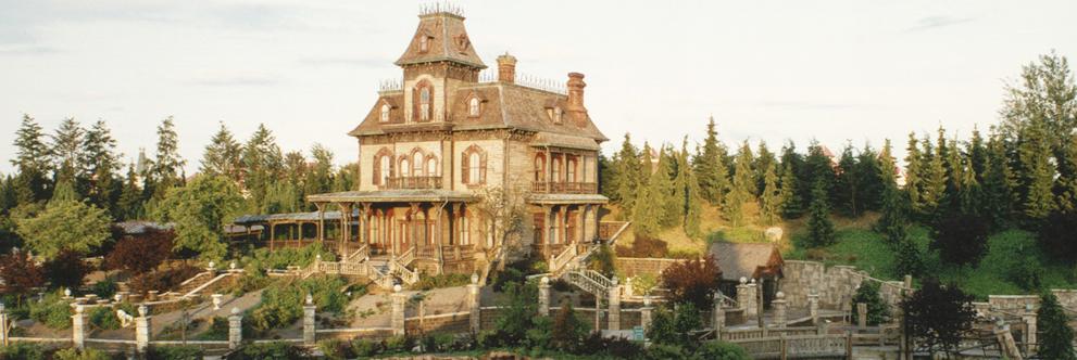 Disneyland Paris, Phantom Manor