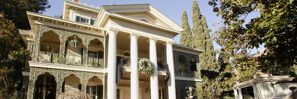 Disneyland Resort, Haunted Mansion