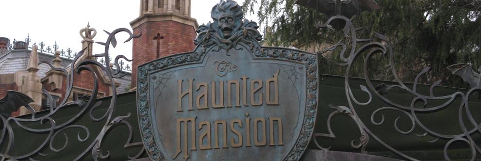 Tokyo Disneyland Park, Haunted Mansion