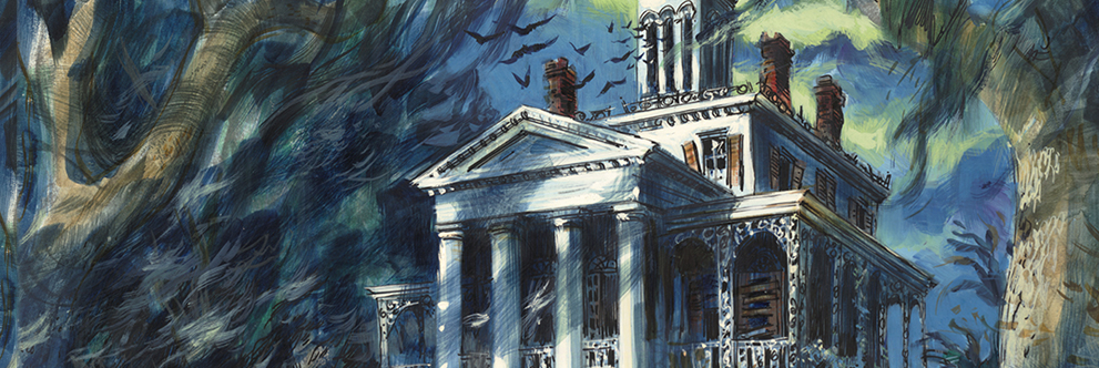 Disneyland Park, Haunted Mansion