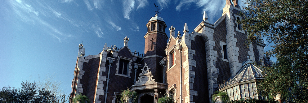 Walt Disney World Resort, The Haunted Mansion