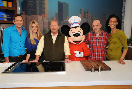 Disney World to be Featured on 'The Chew' Oct. 26