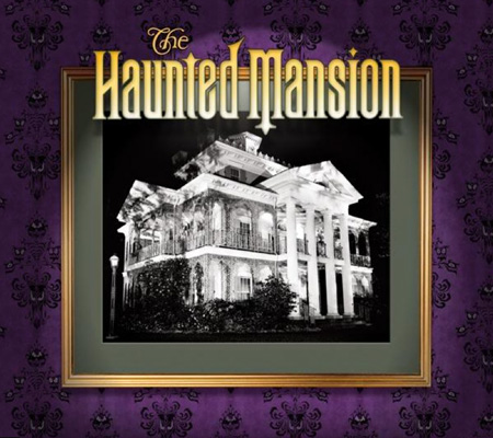 The Haunted Mansion Attraction Soundtrack