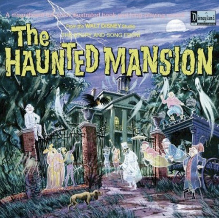 The Story & Song From The Haunted Mansion