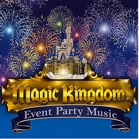 Magic Kingdom Park Event Party Music