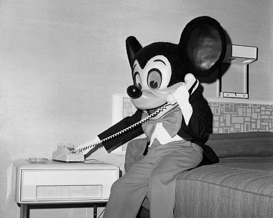 Caption This: Mickey's 1972 Disney's Contemporary Resort Stay at Walt Disney World Resort
