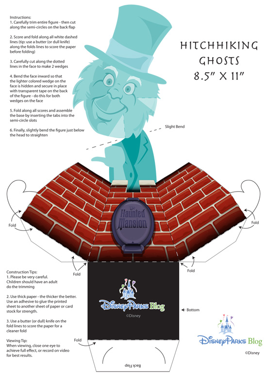 Hitchhiking Ghost #1