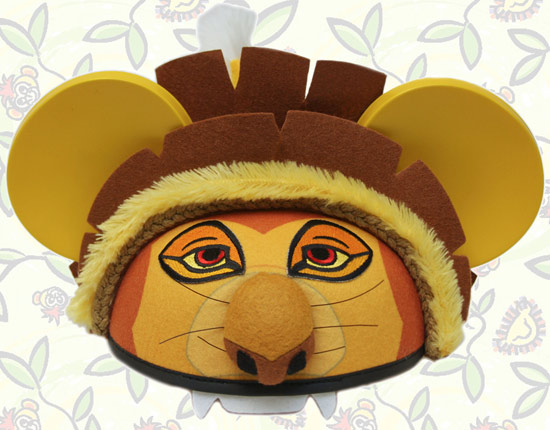 New Lion King Ear Hat at Disney's Animal Kingdom