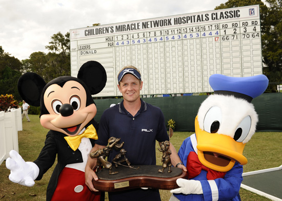 What a Day for Donald at the Childrens Miracle Network Hospitals Classic at Walt Disney World Resort