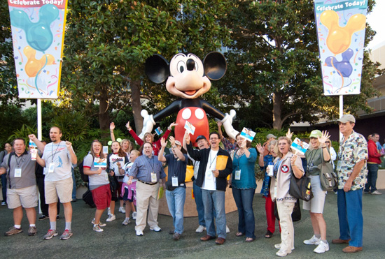 D23 Events Go Coast to Coast—and Park to Park