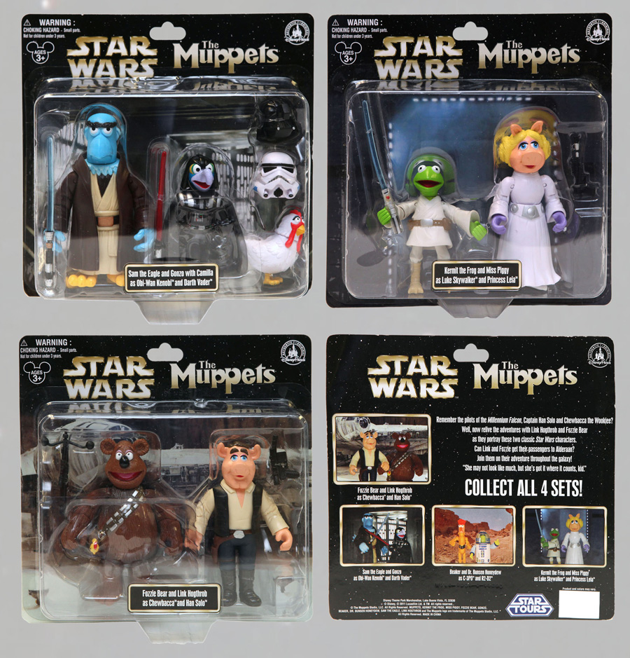 Star Wars Disney Character Figures Characters From Star Wars