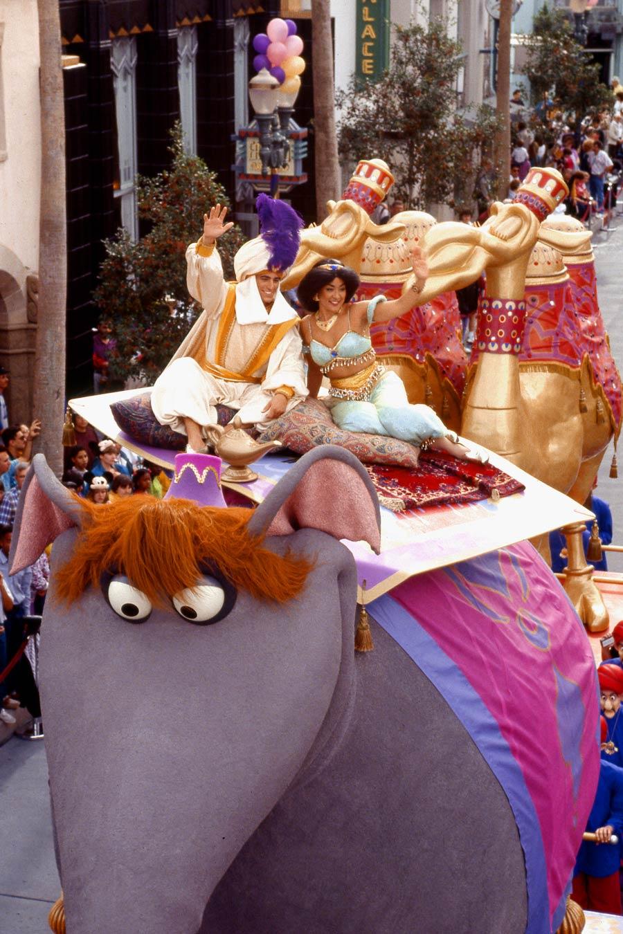 Vintage Walt Disney World Make Way For Prince Ali At Disney S Hollywood Studios 171 Disney Parks Blog