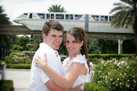 11 Couples Say 'I Do' on 11-11-11 at Walt Disney World Resort – Bray/Douros