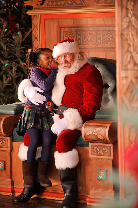 Tis the Season to See Old Saint Nick at Downtown Disney at Walt Disney World Resort