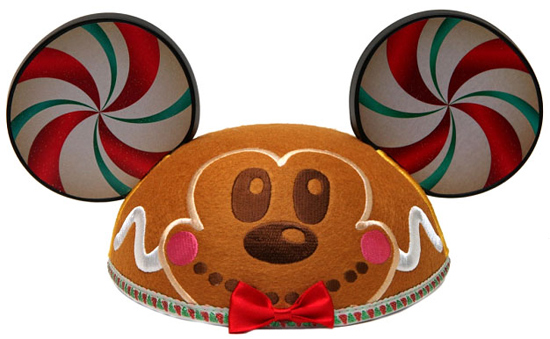 Disney Gingerbread Ear Hat