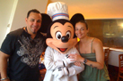 11 Couples Say 'I Do' on 11-11-11 at Walt Disney World Resort – Gonzales/Graffagnino